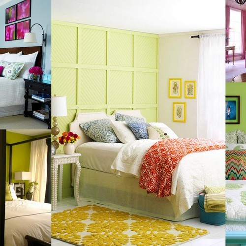 5 Beautifully Bright Bedrooms