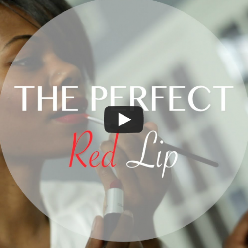 The Perfect Red Lip – video