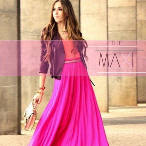 Spring Style: THE MAXI