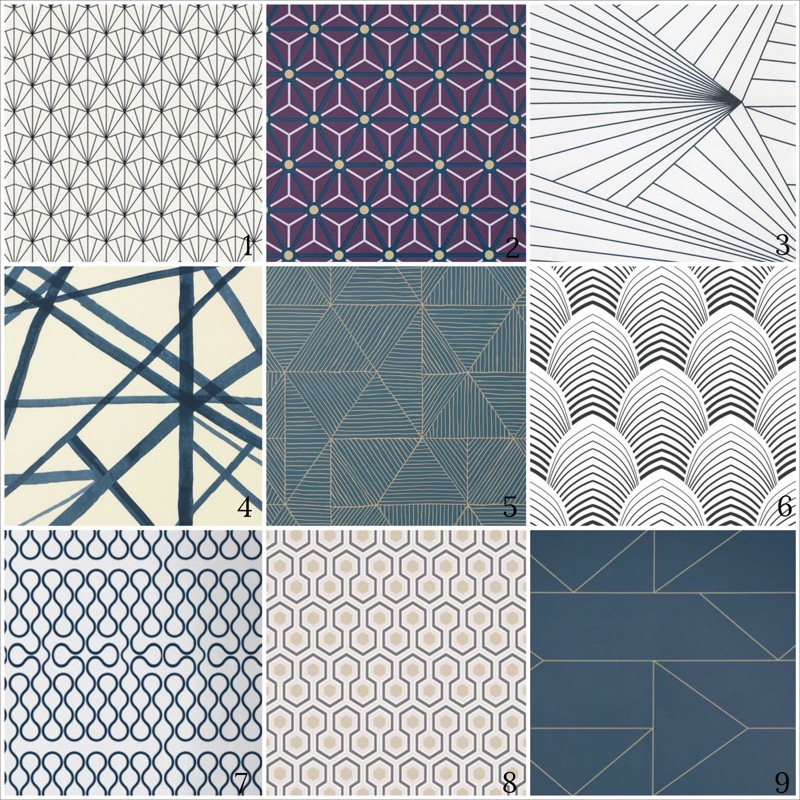 Geometric & Modern wallpaper-1