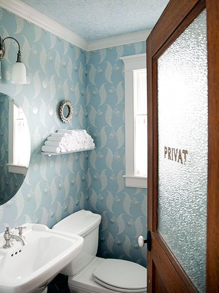 Completely new How To Make A Big Statement in a Small Bathroom GT07
